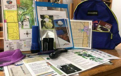Library's Park Pack: Explore St. Croix County Parks