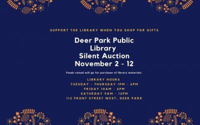 Annual Silent Auction November 2-12